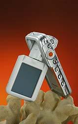Panasonic sv-av50 mpeg 4 2mp d-snap цифровой видео до сих пор камеры и видеокаме