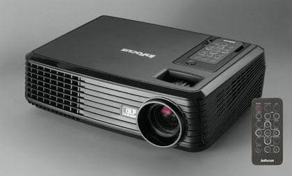 видеопроектор InFocus X9