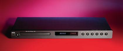 DVD-проигрыватель NAD T517