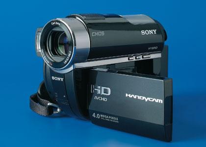 HD-видеокамера Sony HDR-UX10E
