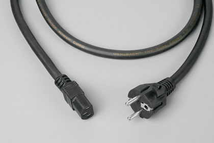 Oehlbach XXL 25 Powercord