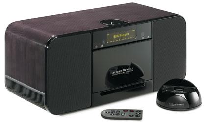 Мультимедийная мини-система Alfred Dunhill AD88 от Meridian Audio