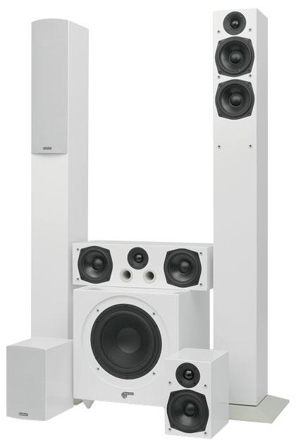 Audio Pro Evo 40DC/20 DC/10DC/Sub Evo 8DC