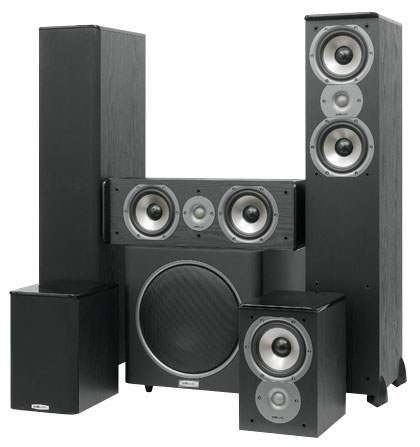 Polk Audio Tsi300/ Tsi100/CS10/PSW110
