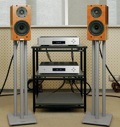 Electrocompaniet PC-1 Prelude + Pl2 & Gamut Phi3