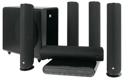 KEF INSTANT THEATRE KIT540