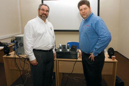 Беседа с топ-менеджерами NuVo Technologies