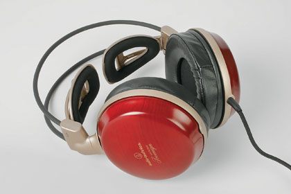 Наушники Audio-Technica ATH-W1000 Sovereign