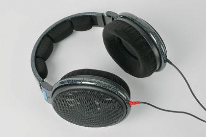 Наушники Sennheiser HD 600 Avantgarde
