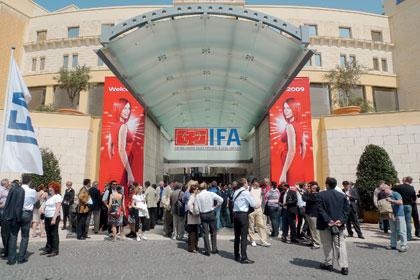 пресс-конференция, посвященная предстоящей «IFA 2009»