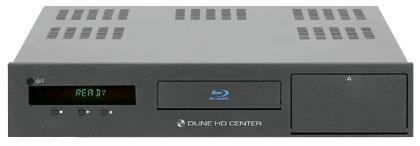 DUNE HD CENTER