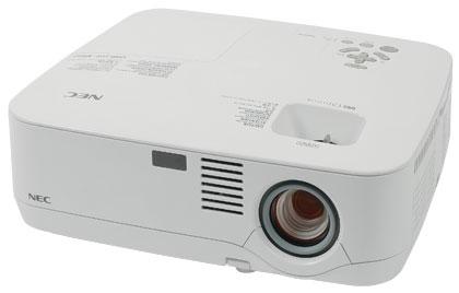 мобильный видеопроектор NEC NP600
