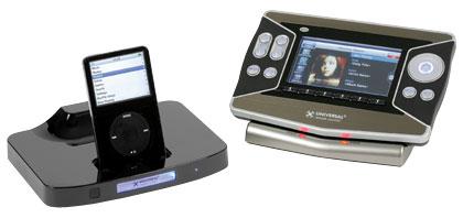URC PSX-1 + MX-6000