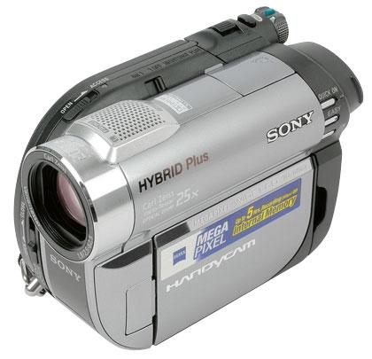 Sony DCR-DVD810E