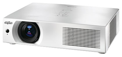 Видеопроектор Sanyo PLC-WXU700