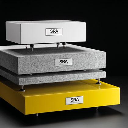 Платформы для аппаратуры SRA isoBASE серии «Ohio-Class»