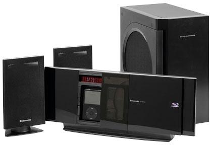 Panasonic SC-BTX70 + FX70 + HS100