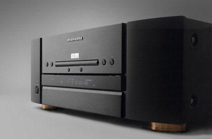 Референсный SACD/Blu-ray-проигрыватель Marantz UD9004