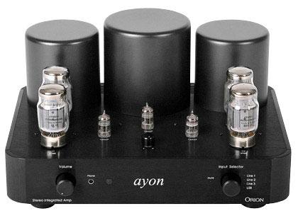 Интегральный усилитель Orion от Ayon Audio