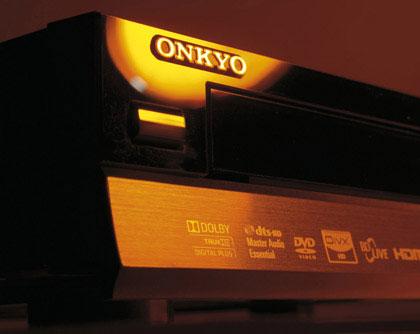 Blu-ray-проигрыватель Onkyo DV-BD507