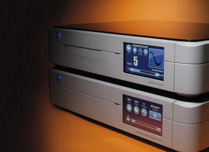 CD/DVD-транспорт и ЦАП PS Audio