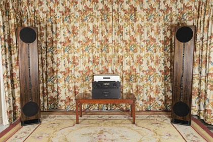 Компоненты Odyssey Audio, CD-проигрыватель C.E.C. TL-51XR и акустика VMPS Ribbon Monitor 40