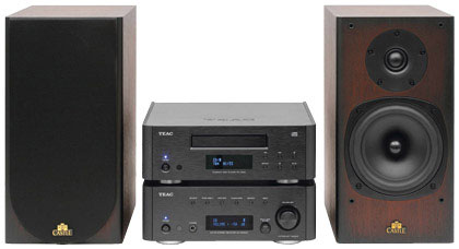 TEAC Reference 600 Series/Castle Knight 2