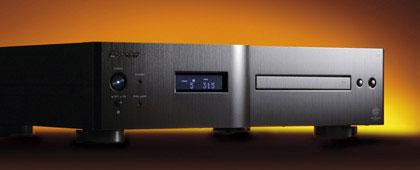 CD/SACD-проигрыватель Pioneer PD-D9MK2-K