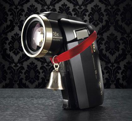 Видеокамера Sanyo Xacti VPC-HD2000