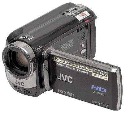JVC GZ-HD320