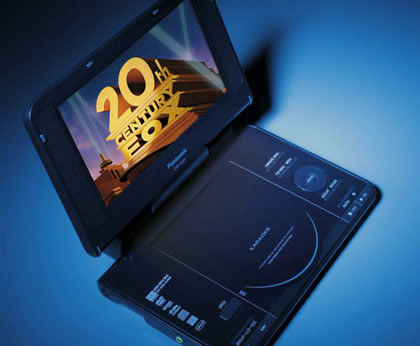 портативные DVD-плееры 5990 — 9990 руб.