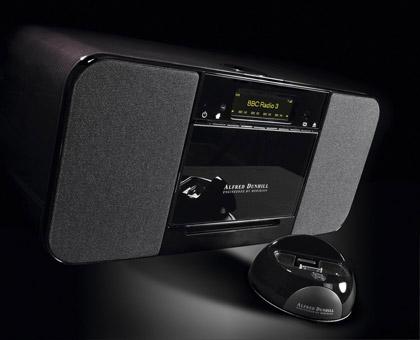 Компактная стереосистема Alfred Dunhill AD88 от Meridian Audio