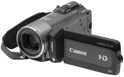 Canon HF200