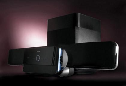 Домашние кинотеатры с дисководами Blu-ray до 60000 руб.