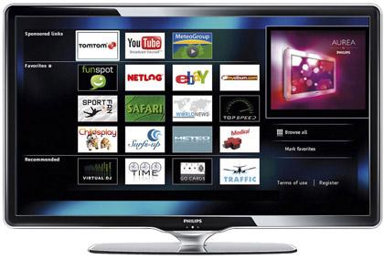 ЖК-телевизор Philips 40PFL8664H/12