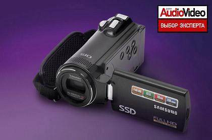 HD-Флэш-камера Samsung HMX-H204