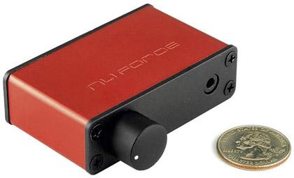 Микрокомпоненты NuForce: USB-ЦАП Icon uDAC и усилитель Icon Amp