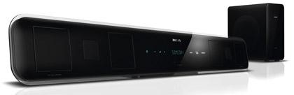 Системы домашнего кино Philips HTS5110 и HTS5120