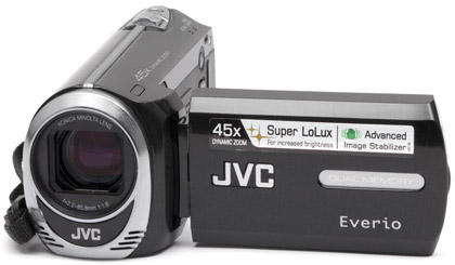 JVC GZ-MS250BE