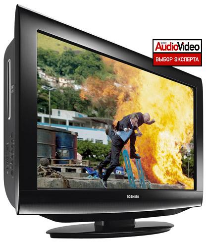 ЖК-телевизор с DVD-плеером Toshiba 32DV703R