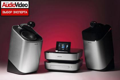 DVD-микросистема Philips MCD900