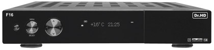 Цифровой ТВ-ресивер Dr.HD F16