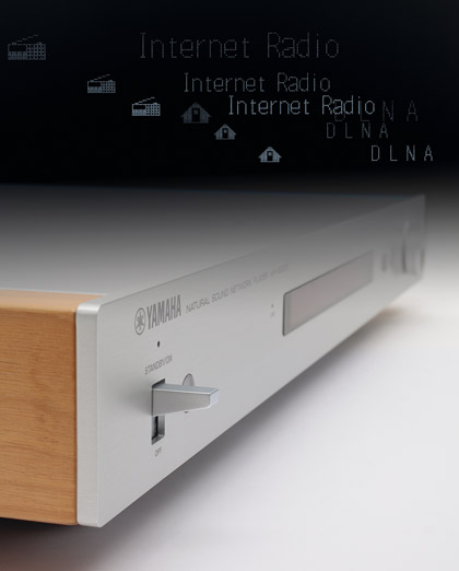 Сетевой аудиоплеер Yamaha NP-S2000