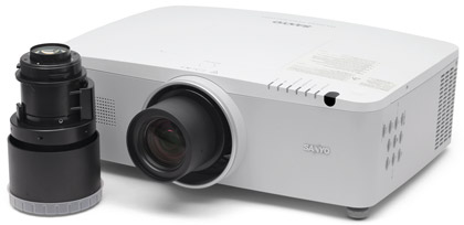 Видеопроектор Sanyo PLC-ZM5000L