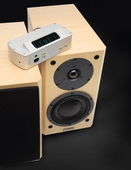 Пред Chordette Prime и акустика Dynaudio Focus 110A
