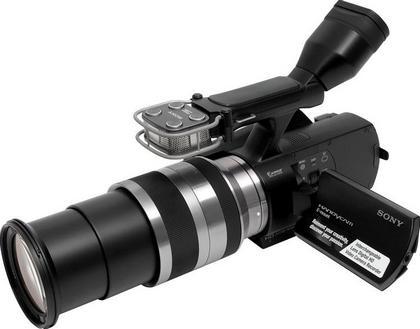 Видеокамера Sony NEX-VG10E