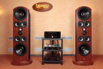 Акустические системы Legacy audio whisper xd