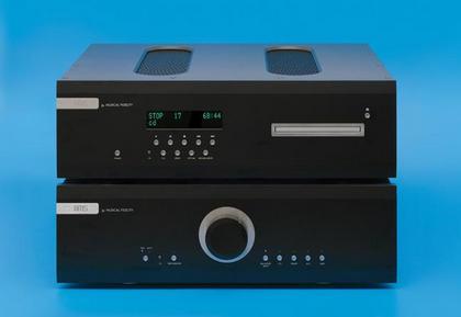CD-проигрыватель Musical Fidelity AMS CD. Интегральный усилитель Musical Fidelity AMS-35i