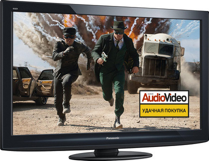 плазменный телевизор Panasonic VIERA TX-PR42G20