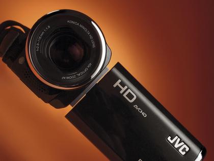 Видеокамеры Full-HD с CMOS-матрицами нового поколения